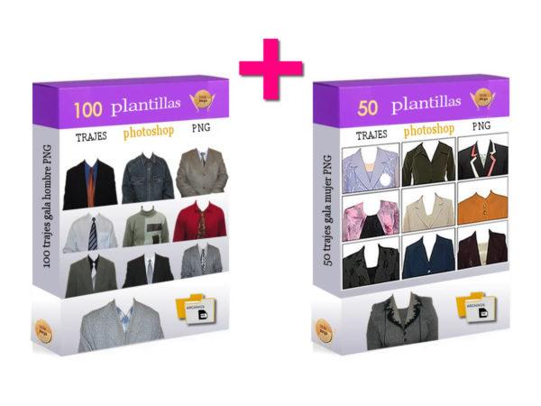 paquete-100-trajes-hombre-png+50-trajes-mujer-png